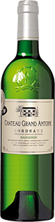 Chateau Grand Antoine White Bordeaux 2014 750ml - Case of 12